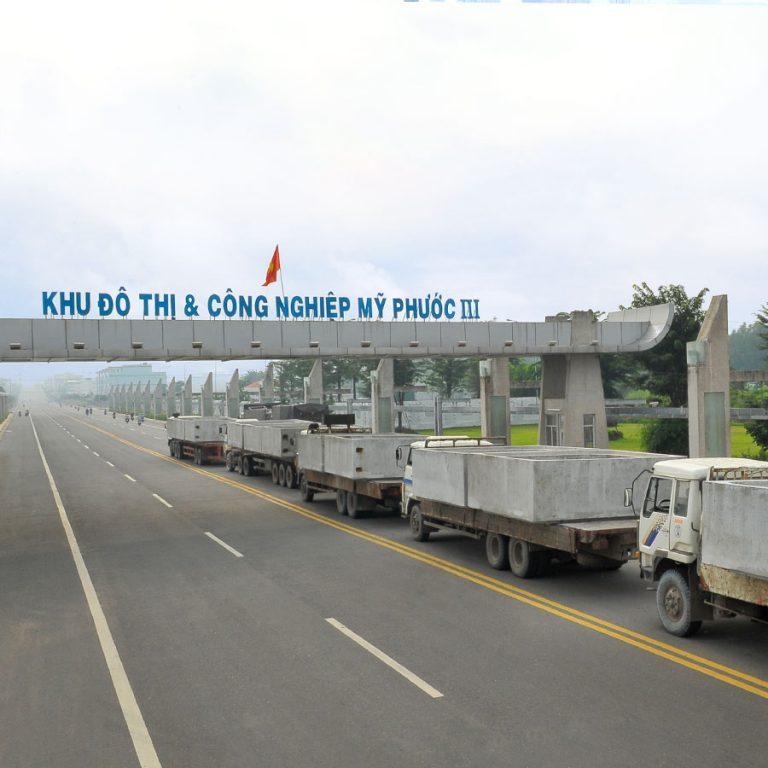 KCN Mỹ Phước III
